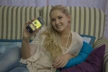 "Kateryna C promuove ""Biondin contro i Mostri"" (http://www.amazon.it/dp/B00LTY2IW4)"