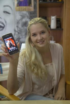 """Kateryna C promuove """"Grifo"""" - http://www.amazon.it/dp/B00ONXTRU4"""