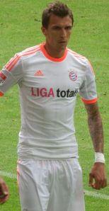 Mario Mandžukić (Croazia).