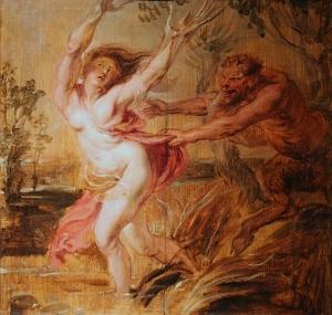 Pan (Peter Paul Rubens), un'altra creatura del meriggio.