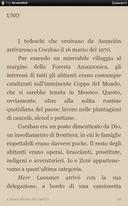 Estratto (pagina 1).