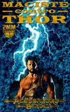 Maciste contro Thor copertina