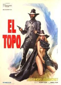 El Topo, di Alejandro Jodorowsky.