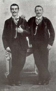 Il Moretto e il Biondin, briganti subalpini.