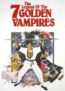The Legend of 7 golden vampires