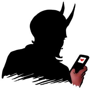 Devil phone