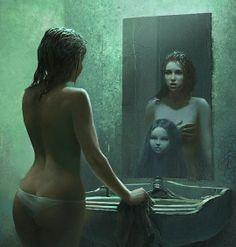 Digital Art by Steven Stahlberg.