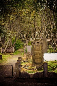 Cimitero in Islanda