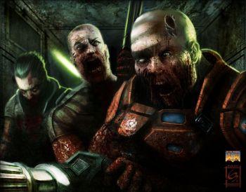 Doom fan art.