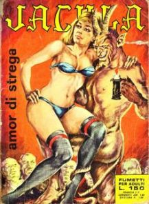 Fumetto horror erotico 3