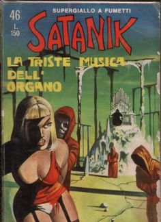 Fumetto horror erotico 4