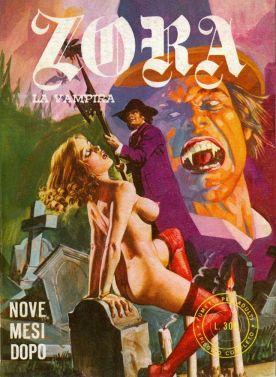 fumetto horror erotico 5