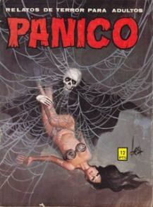 fumetto horror erotico 7