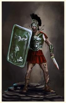 Roman zombie