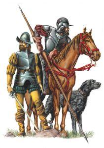 conquistadores 5