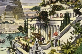 7 Hanging_Gardens_of_Babylon