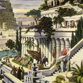 7 Hanging_Gardens_of_Babylon