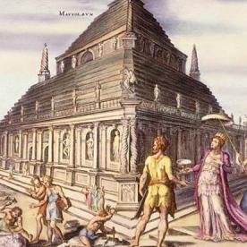 7 Mausoleum_of_Halicarnassus