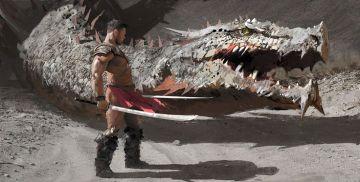 Gladiatore Drago
