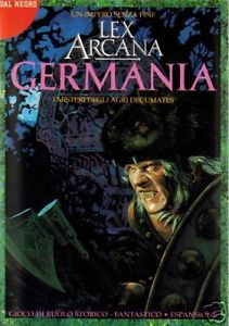 lex arcana germania