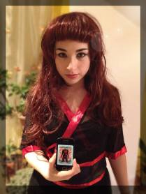 Poison Kate promuove le avventure di Sibir in versione Darkest - http://2mmdarkest.blogspot.com/
