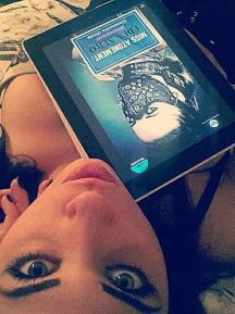 "Federica Gentilezza (AKA KillerQueen) testimonial di ""Miss Atonement - Eden Nero"" - http://www.amazon.it/dp/B01AOGSPMY"