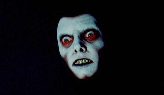 Il demone Pazuzu. A mio parere una delle immagini più spaventose della storia del cinema.