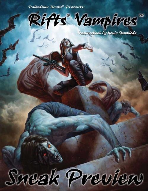 Rifts Vampire