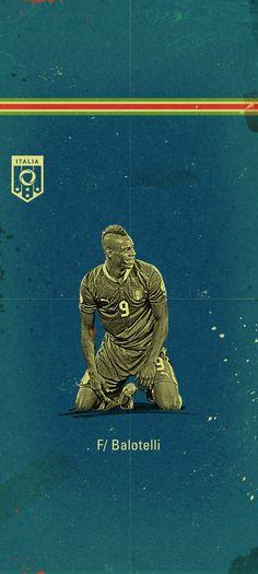 Balotelli: talento senza disciplina.
