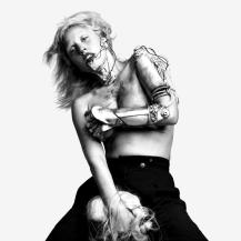 Cyborg Lady Gaga