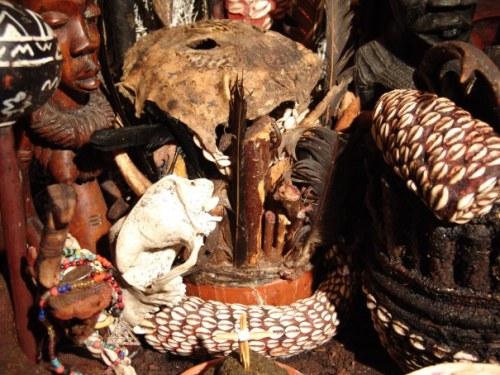 magia nera africana
