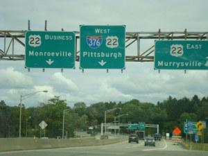 Monroeville indicazioni