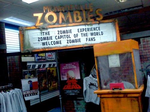 Monroeville zombie museum