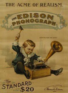 Edison Fonografo