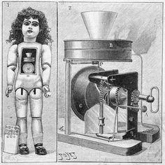 Del resto Edison è anche colui che progettò la prima