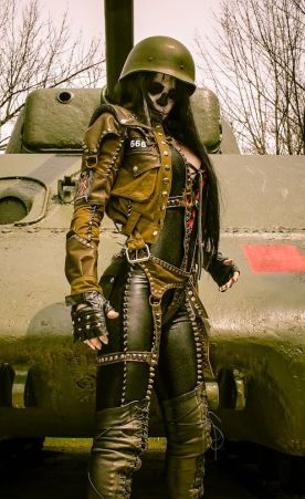 zombie girl 3