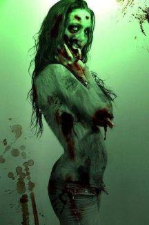 zombie girl 4