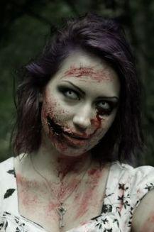 zombie girl 5