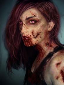 zombie girl 6