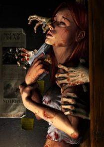 zombie girl 7