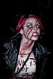 zombie girl 8