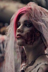 zombie girl 9