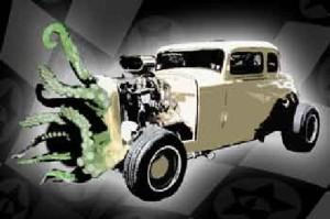 cthulhu car