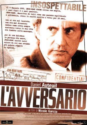 Il film tratto dal romanzo di Carrère.