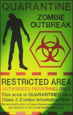 quarantena zombie