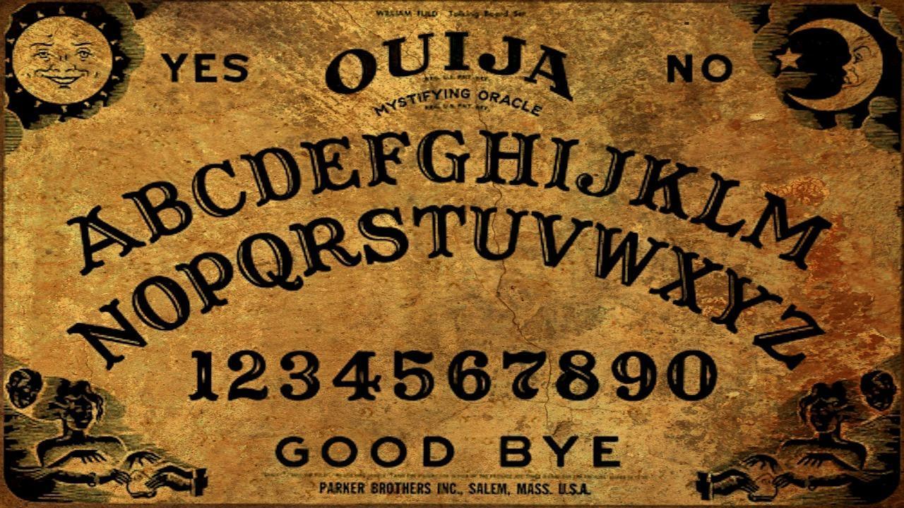 Charlie challenge e altre sfide all occulto plutonia publications - La tavola di ouija ...