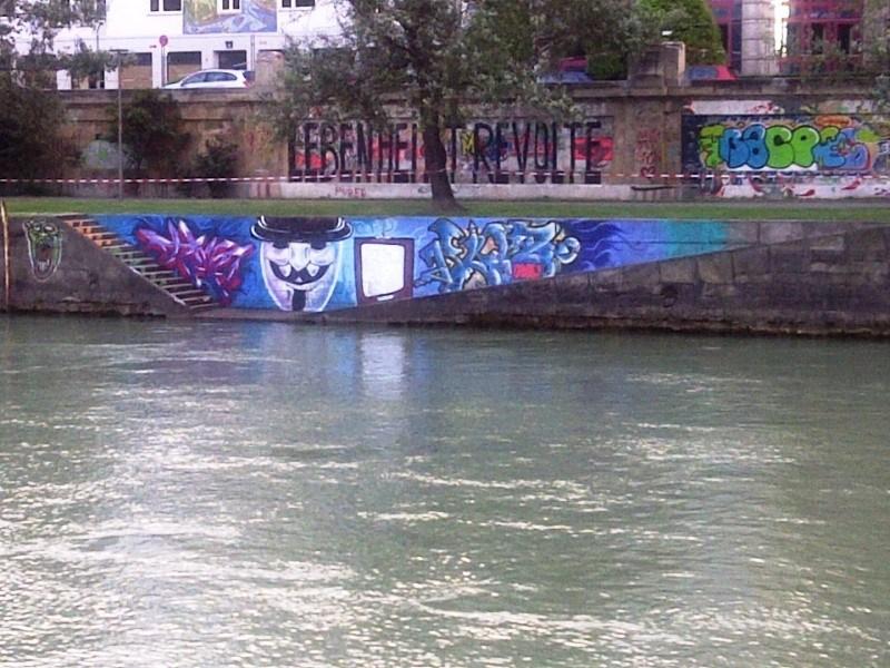 Graffito viennese.
