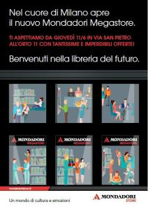 Megastore Mondadori