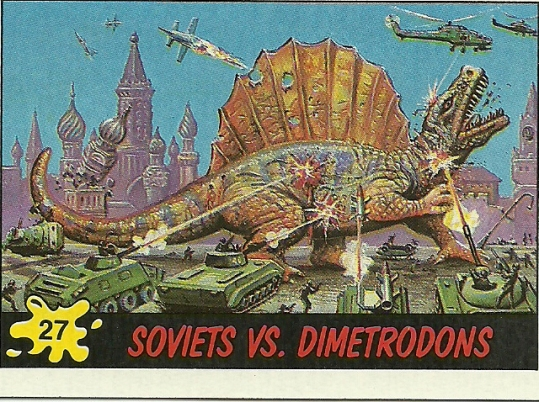 soviet vs dimetrodonte