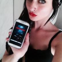 "Charlotte Silver promuove ""Nimrod"" - http://www.amazon.it/dp/B00PSF4B7A"